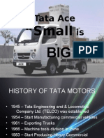 History of Tata Motors