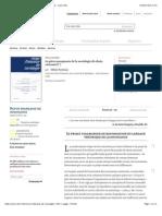Olivier Favereau La Pièce Manquante de La Sociologie Du Choix Rationnel - Cairn.info