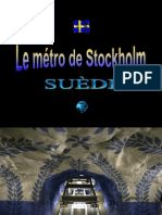 On Dit Que Le métro de Stockholm
