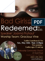 Bad Girls-Redeemed - The Greatest Exchange Policy