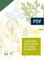 Catálogo de Plantas e Fungos do Brasil - vol 2