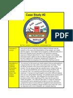 case study 2 lesson plan