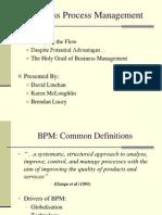 BPM Presentation