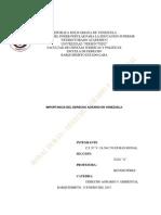 Importancia Del Derecho Agrario Para Venezuela