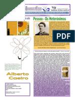 Boletim Bibliográfico - (abril/maio) - Alberto Caeiro