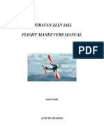 Zlin Maneuvers Manual