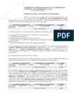 Acta de Asamblea General de Accionistas
