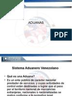 Aduanas, Clasificación y Operaciones Aduaneras