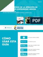 Reducir Riesgo Atencion Pacientes Enfermedad Mental