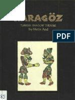 KARAGOZ Turkish Shadow Theatre - Metin And