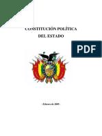 30-Constitucion Politica Del Estado Gaceta