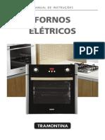 Manual de Instruções - Fornos Elétricos