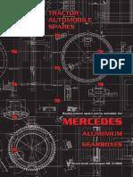 Transmision Mercedes