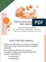 Psicologia evolutiva - Cornachione Larrinaga