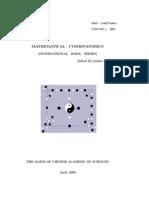 MATHEMATICAL COMBINATORICS (INTERNATIONAL BOOK SERIES), Volume 1 / 2009