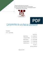 Componentes de Una Red de Distribución