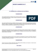 21459 Decreto Del Congreso 90-97