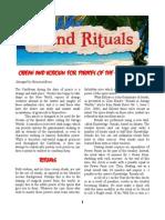 Island Rituals