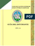 Guia Del Estudiante 20152