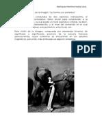 Análisis de la imagen La Dorina con los Elefantes