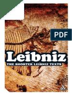 Shorter Leibniz Texts-libre