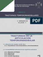 Trastornos Temporomandibulares