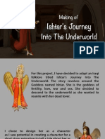 Making Of Ishtar's Journey Into The Underworld