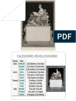 Calendário Revolucionário Francês