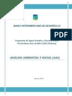 Analisis Ambiental y Social