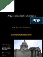 1 Corrientes Neoclasicas
