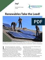 Watt's#57 RenewablesTakeLead