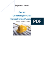 SP - Curso Construcao Civil