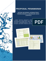 Proposal SIAPKD