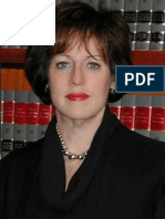 Justice Maureen O'Connor Contributions