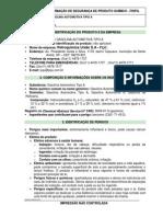 Gasolina Fspq