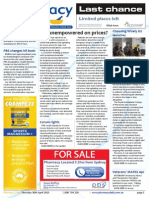 Pharmacy Daily for Thu 30 Apr 2015 - Pts unempowered on prices?, Pharmacists second for ethics, Choosing Wisely Oz launches, Opioids roundtable, and much more