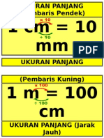 Formula Ukuran