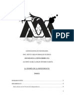 Sociología Latinoamericana