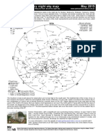 Star Map May 2015