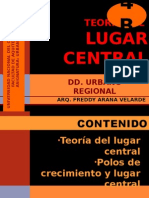 4-B- Teoria Lugar Central