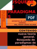 4-C- Teoria General y Paradigmas