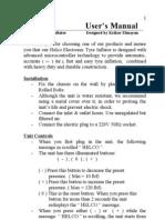 Helco Manual 2