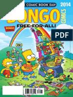 bongo comic