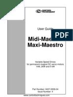 Midi Maestro Maxi Maestro
