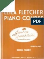 Leila Fletcher - Piano Course - Book 3