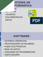 Sistema de Informatica 2