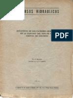 Factores Geologicos Cortinas Concreto