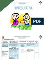 Sesion Educativa Planificacion Familiar