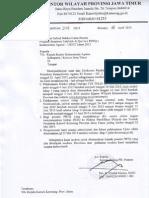 Perubahan Jadwal Seleksi Calon Peserta Program Baesiswa Tahfidzh Al Qur`an (PBTQ) Kementerian Agama-UICCI Tahun 2015