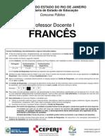 Concurso SEEDUC RJ - Francês